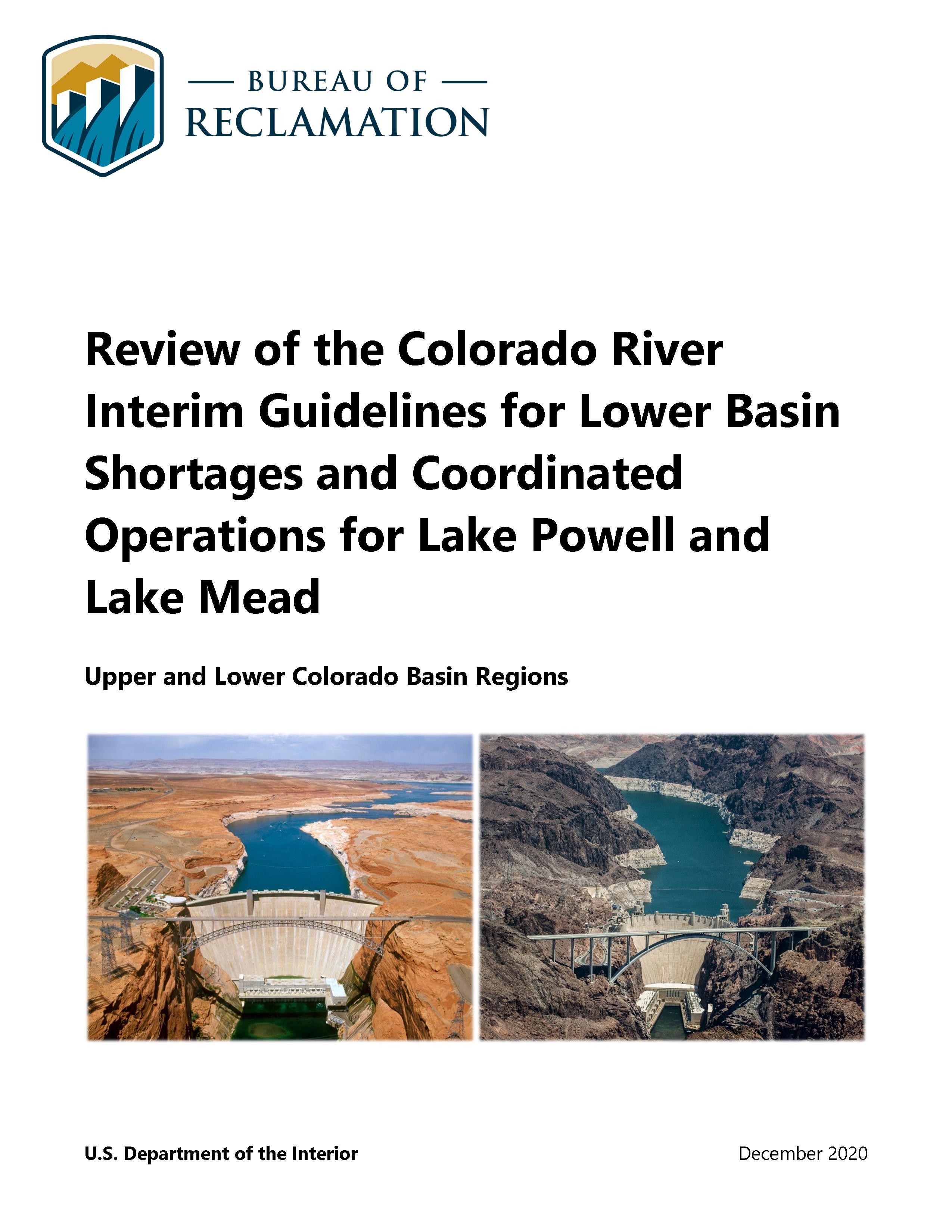 Draft report cover