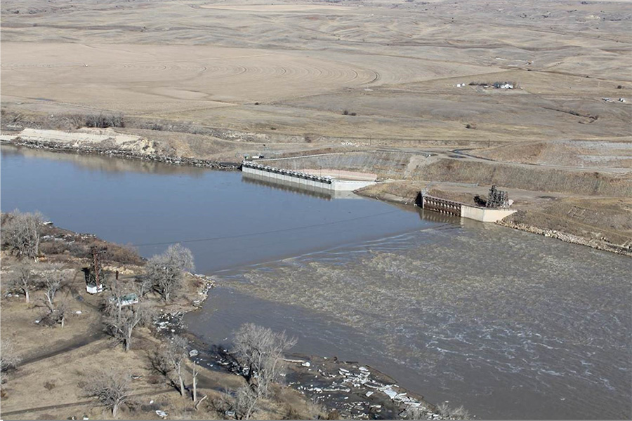 Intake Diversion Dam