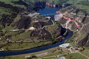 Reclamation Announces Yellowtail Dam Bighorn Lake Spring