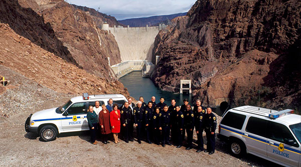 Photo of the Hoover Dam Police Department