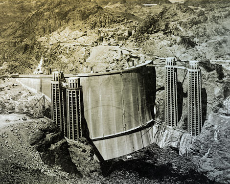 hoover dam a monument of americas ingenuity Hoover dam was born from early settlers' dream of maintaining a stable, year- round water supply to help them live  a lasting monument  into every aspect  of the structure made boulder dam a lasting, impressive icon of american  ingenuity.