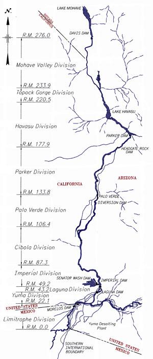 Bureau Of Reclamation Lower Colorado Region