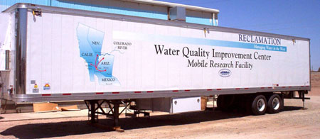 Water Quality Improvement Center Research Laboratory