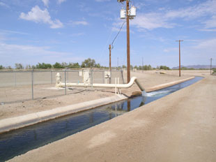 Groundwater and Salinity Management Project