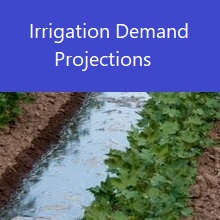 Go to Irrigation Demand Projections
