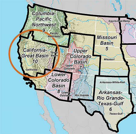 Map Of The Great Basin In The Us About Us   California Great Basin Intra  Bureau of Reclamation