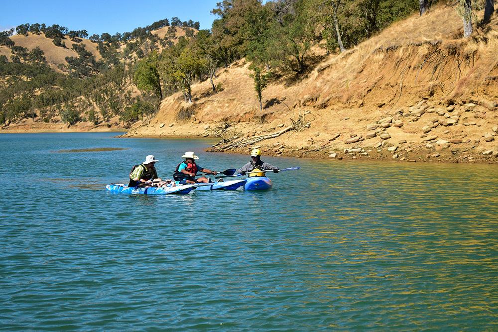 Veterans' kayaking brief