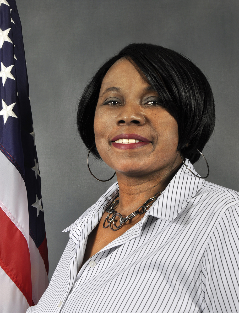 Cynthia Gaines, Administrative Services Division Manager