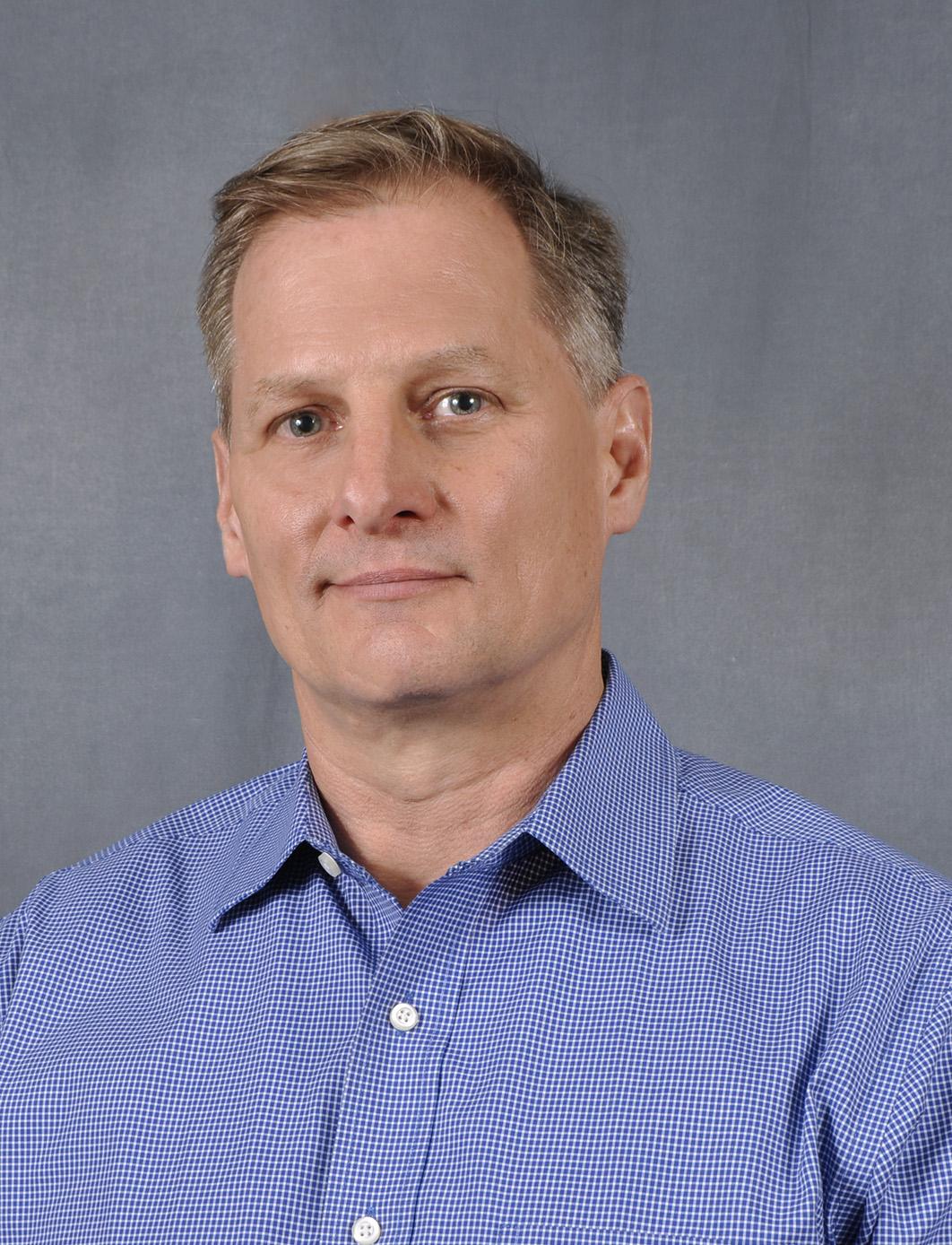 Mid-Pacific Region's Public Affairs Officer Jeff Hawk