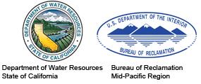 California Department of Water Resources - Bureau of Reclamation Logo