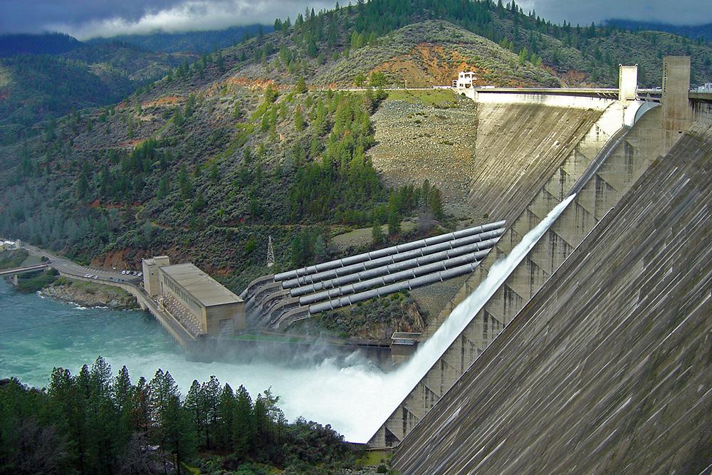 Shasta Dam, California