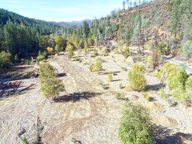 Trinity River tributary habitat improvement project underway