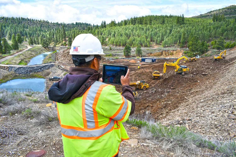 Boca Dam construction Quality Control manager