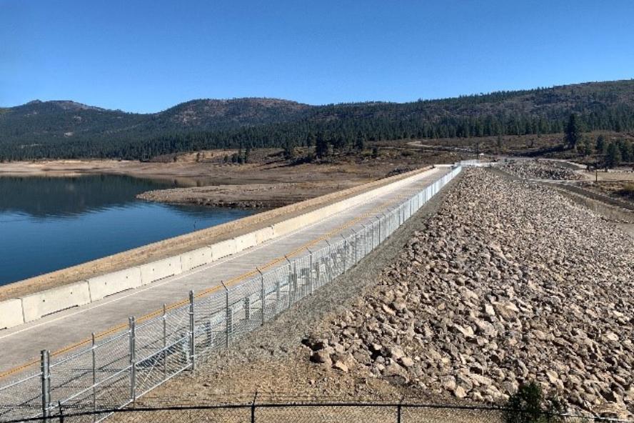 Boca Dam Road