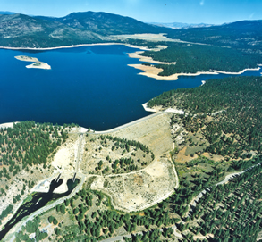 Stampede Dam | MP Region Dams in the Safety of Dams Program | Safety