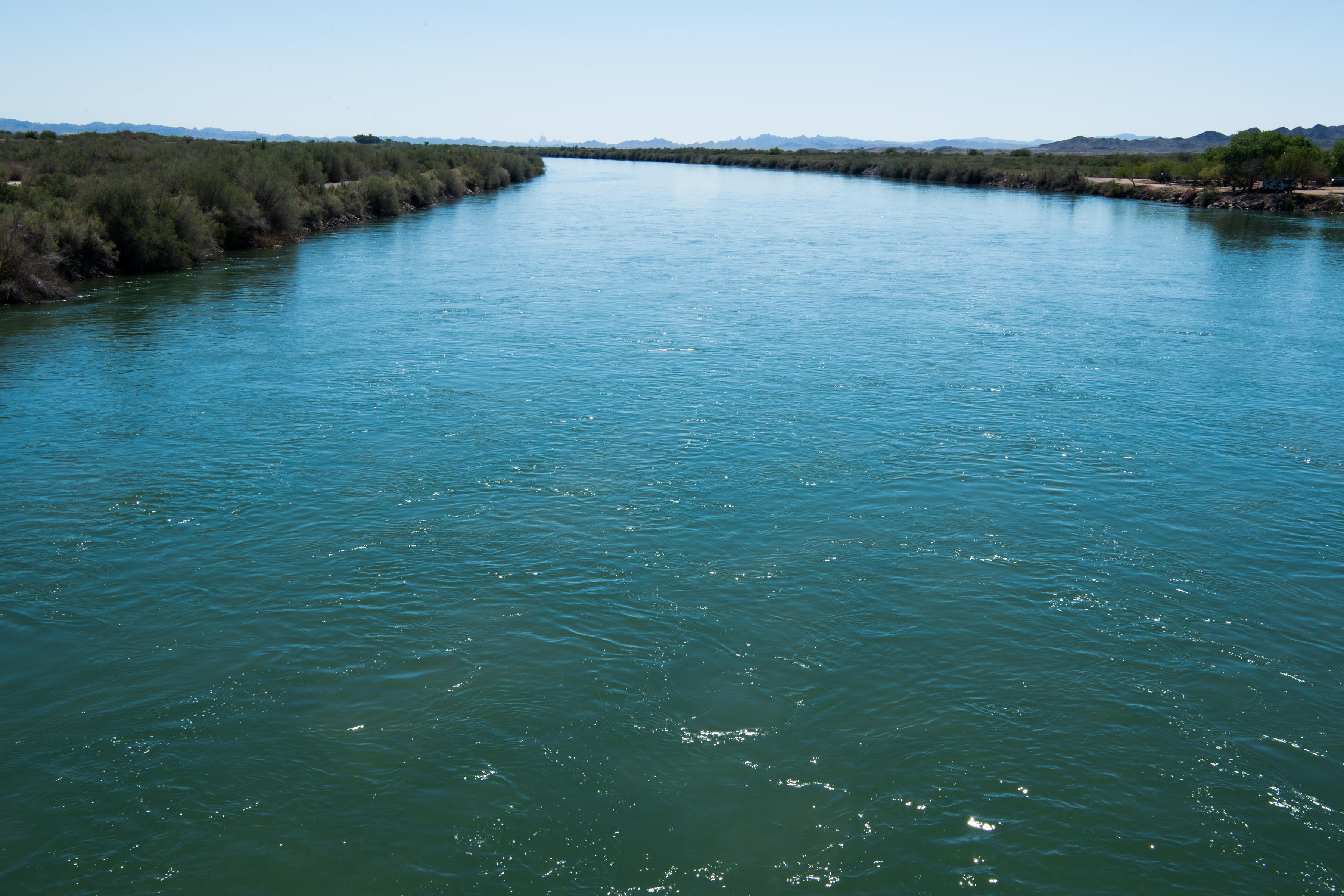 Bureau of Reclamation Makes Water and Related Data Available for