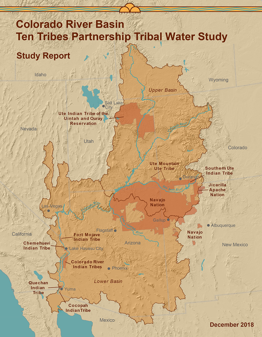 Colorado River Basin Ten Tribes Partnership Tribal Water Study Study Report
