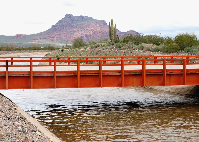 Canals transport water in the western United States to agricultural and urban areas. Canals are an integral part of many water marketing strategies.
