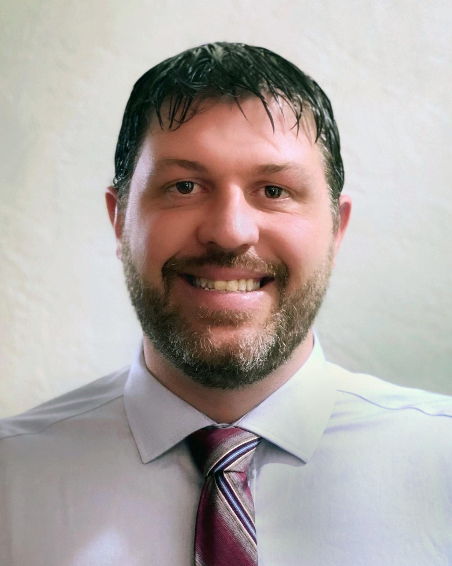 Headshot photo of Michael Hilliard