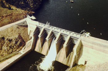 Olympus Dam