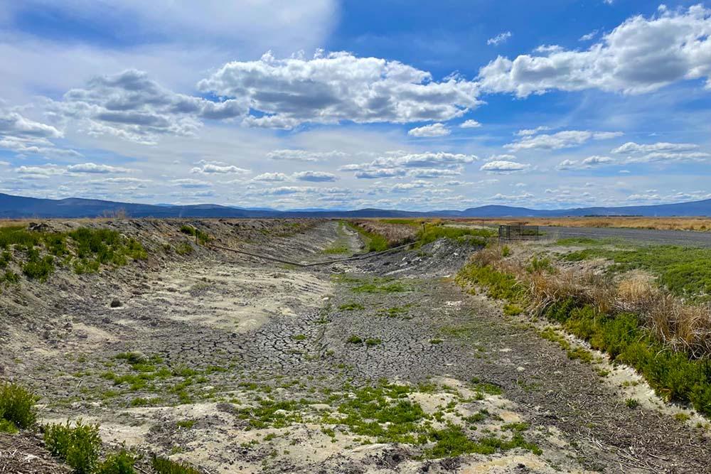 Lower Klamath National Wildlife Refuge, Tulelake, Calif.