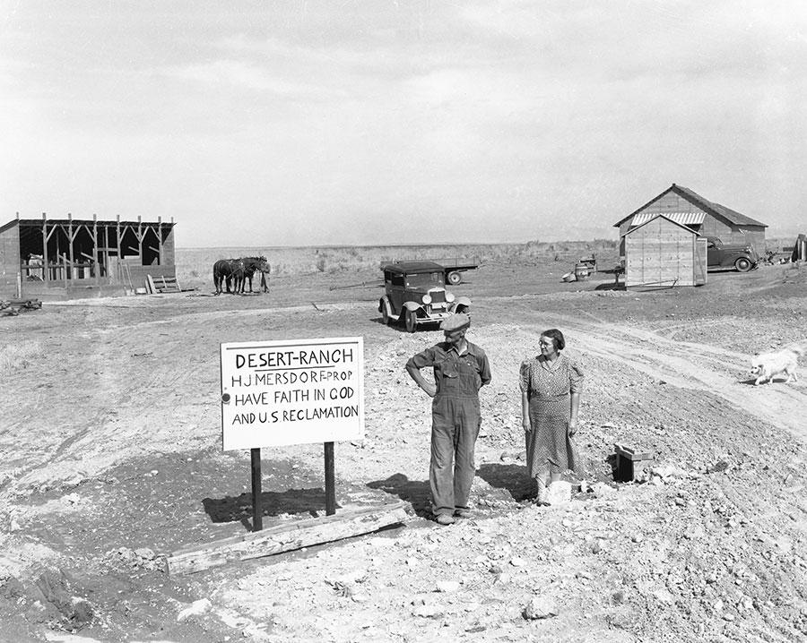 Pacific Northwest Region History | Bureau of Reclamation