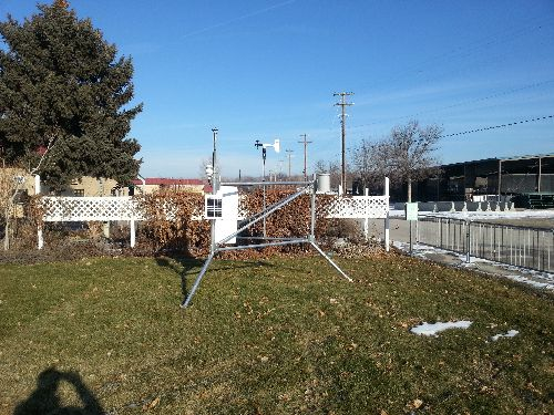 bfgi - Boise Fairgrounds Weather Station