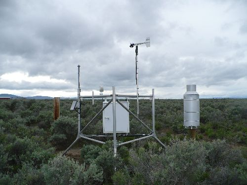 chvo - Christmas Valley, Oregon AgriMet Weather Station