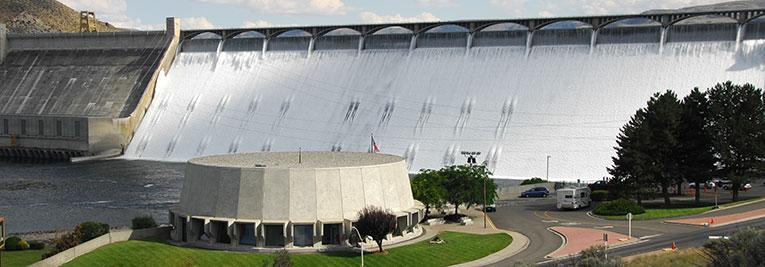 Visit Grand Coulee Dam Visitor Center Bureau of Reclamation