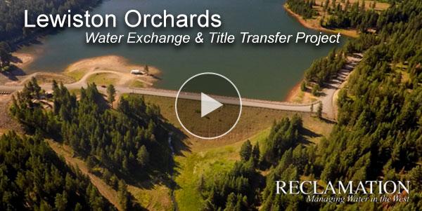 Pacific northwest region bureau of reclamation