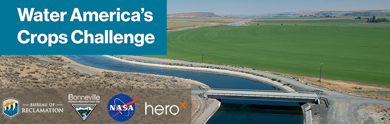 Water for America's Crops Challenge