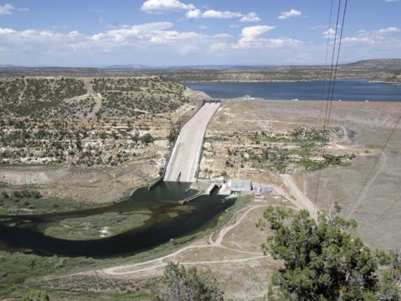 Navajo Dam   UC Region   Bureau of Reclamation