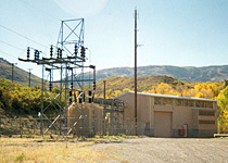 Upper Molina Powerplant